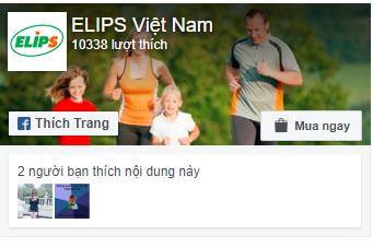 Fanpage ELIPS Việt Nam