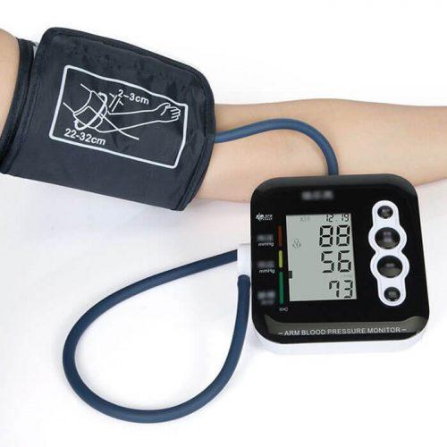 Máy đo huyết áp Electronic Blood Pressure Monitor